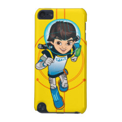 Case-Mate Barely There 5th Generation iPod Touch Case with Cartoon Miles Callisto Running design