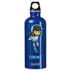 SIGG Traveller Water Bottle (0.6L) with Cartoon Miles Callisto Running design
