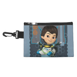 Clip On Accessory Bag with Miles Callisto Space Explorer design