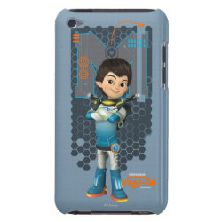 Case-Mate iPod Touch Barely There Case with Miles Callisto Space Explorer design