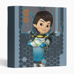 Miles Callisto Tech Graphic Binder