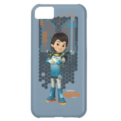 Miles Callisto Tech Graphic Cover For iPhone 5C