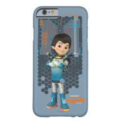 Miles Callisto Tech Graphic Barely There iPhone 6 Case