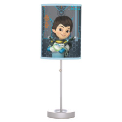 Table Lamp with Miles Callisto Space Explorer design