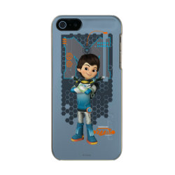 Miles Callisto Tech Graphic Metallic Phone Case For iPhone SE/5/5s