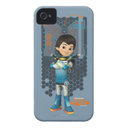 Case-Mate iPhone 4 Barely There Universal Case with Miles Callisto Space Explorer design
