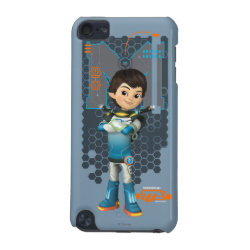 Case-Mate Barely There 5th Generation iPod Touch Case with Miles Callisto Space Explorer design