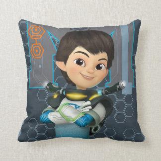 Miles Callisto Tech Graphic Pillow