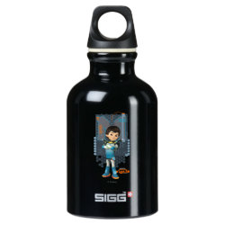 Miles Callisto Tech Graphic Water Bottle