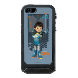 Incipio Feather Shine iPhone 5/5s Case with Miles Callisto Space Explorer design