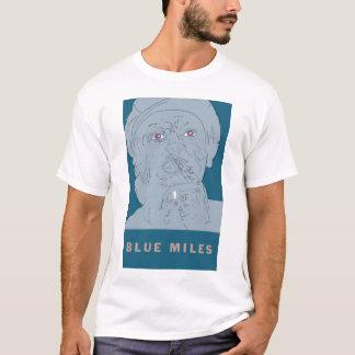 MILES DAVIS 'BLUE MILES' MEN'S T-SHIRT