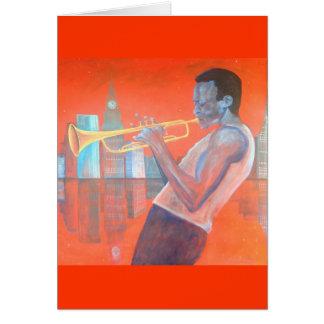 Miles Davis Card
