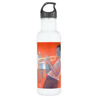 Miles Davis 24oz Water Bottle