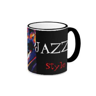 Miles mug Davis Style Jazz