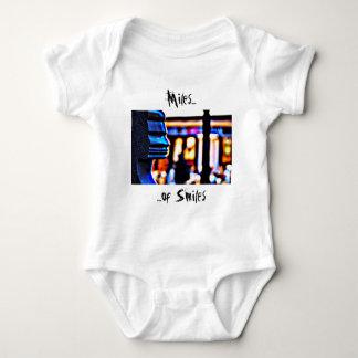 Miles of Smiles - Paris Baby Bodysuit