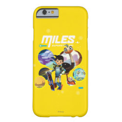 Case-Mate Barely There iPhone 6 Case with Miles and Merc Intergalactic Voyages design