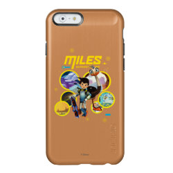 Incipio Feather® Shine iPhone 6 Case with Miles and Merc Intergalactic Voyages design