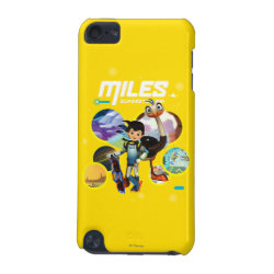 Case-Mate Barely There 5th Generation iPod Touch Case with Miles and Merc Intergalactic Voyages design