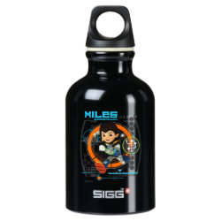 SIGG Traveller Water Bottle (0.6L) with Miles from Tomorrowland Blastastic design