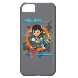 Case-Mate Barely There iPhone 5C Case with Miles from Tomorrowland Blastastic design