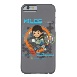 Case-Mate Barely There iPhone 6 Case with Miles from Tomorrowland Blastastic design