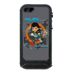Incipio Feather Shine iPhone 5/5s Case with Miles from Tomorrowland Blastastic design