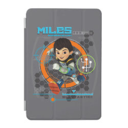 iPad mini Cover with Miles from Tomorrowland Blastastic design