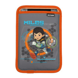 Miles Superstellar Running Graphic iPad Mini Sleeve