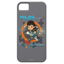 Case-Mate Vibe iPhone 5 Case with Miles from Tomorrowland Blastastic design