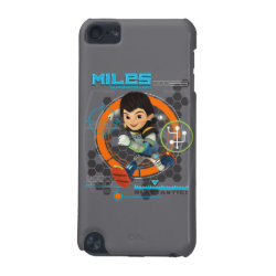 Case-Mate Barely There 5th Generation iPod Touch Case with Miles from Tomorrowland Blastastic design