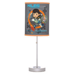 Table Lamp with Miles from Tomorrowland Blastastic design