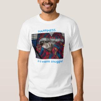 Miles the ferret shirt