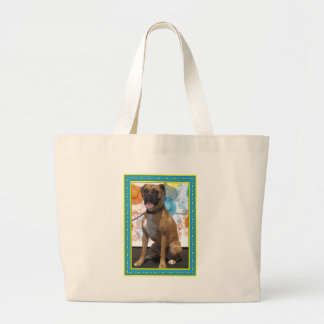 Miley - Boxer Jumbo Tote Bag
