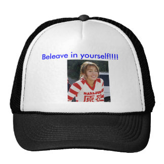 miley_cyrus_300x400, Beleave in yourself!!!! Trucker Hat