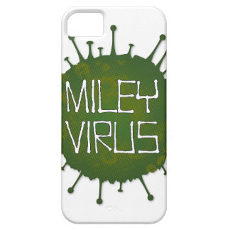 Miley Virus iPhone SE/5/5s Case