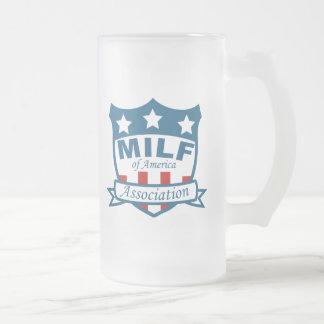 Milf de la asociación de América Taza De Cristal