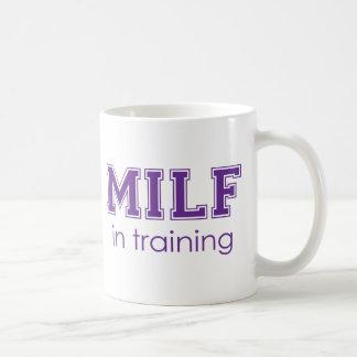 MILF en el entrenamiento Taza Clásica