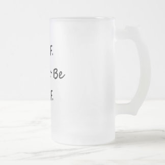 MILF Glass Mug