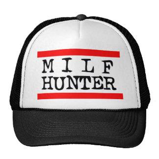 Milf Hunter -- T-Shirt Trucker Hat