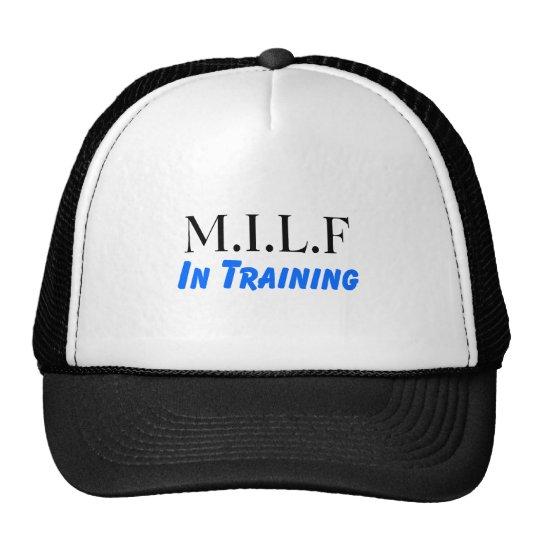 MILF In Training Trucker Hat