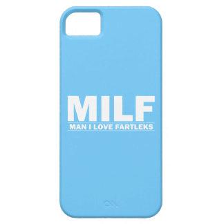 MILF (Man I Love Fartleks) iPhone SE/5/5s Case