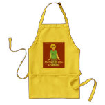 MILF - Mother in Law Forever Adult Apron