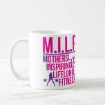 MILF - Mothers Inspiring Lifelong Fitness Coffee Mugs