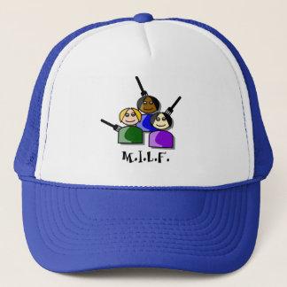 MILF TRUCKER HAT
