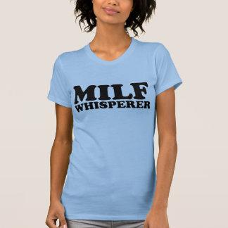 Milf Whisperer Tee Shirts