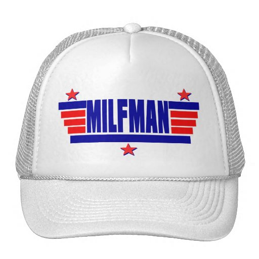Milfman Gorras De Camionero