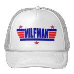 Milfman Trucker Hat