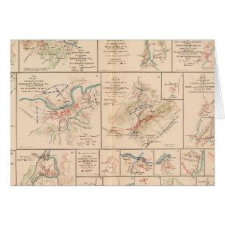 Milford, Brock's Gap, Moorefield, New Creek, etc Card
