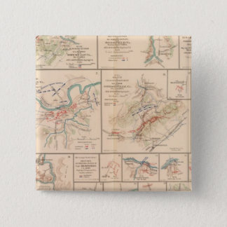 Milford, Brock's Gap, Moorefield, New Creek, etc Pinback Button