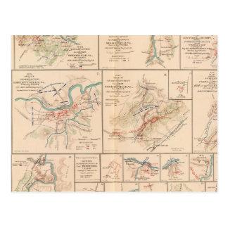 Milford, Brock's Gap, Moorefield, New Creek, etc Postcard
